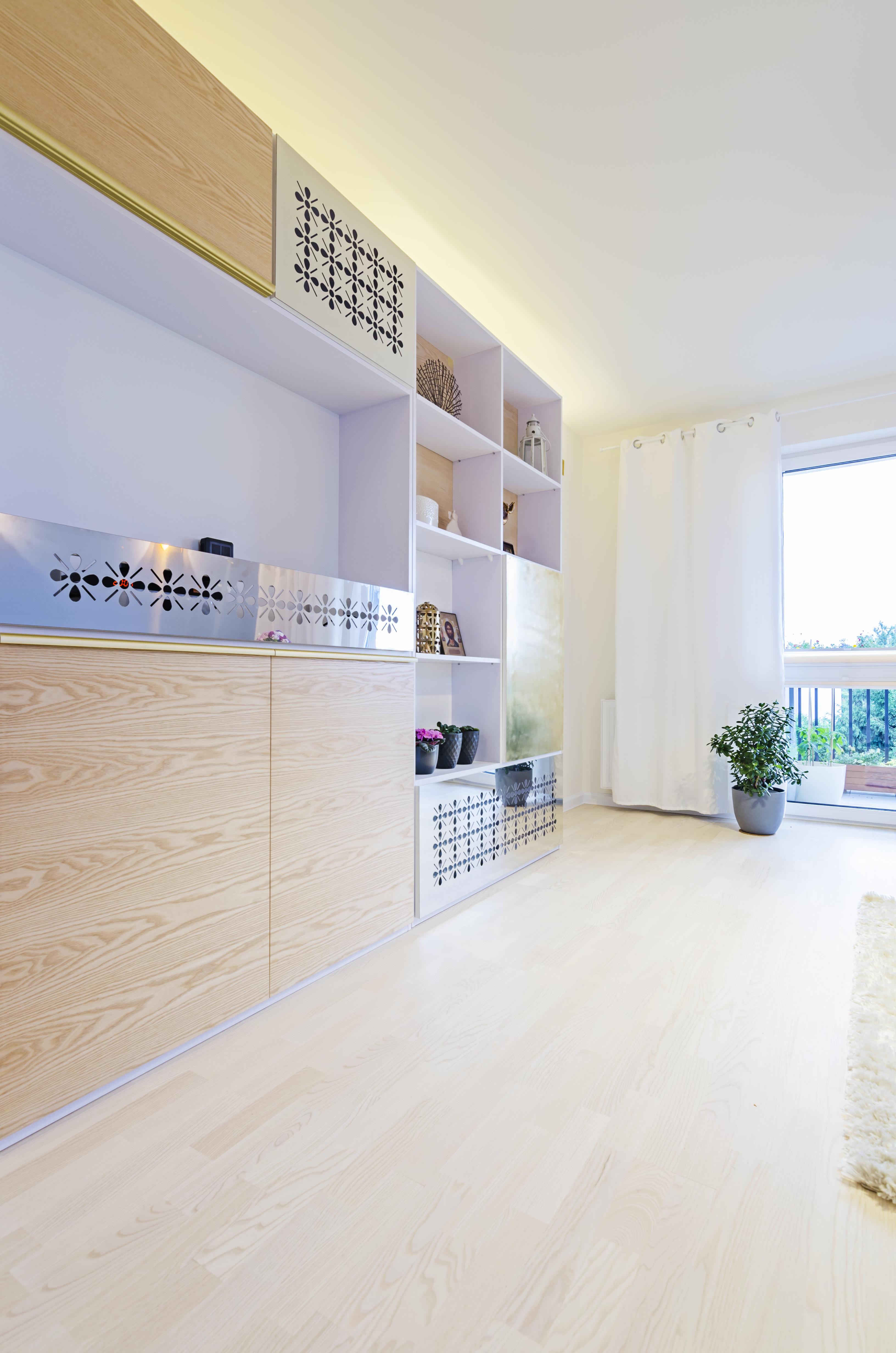 zamknięte, złoto i srebro, portfolio, laurowa, mieszkanie, projektowanie wnętrz, łazienka