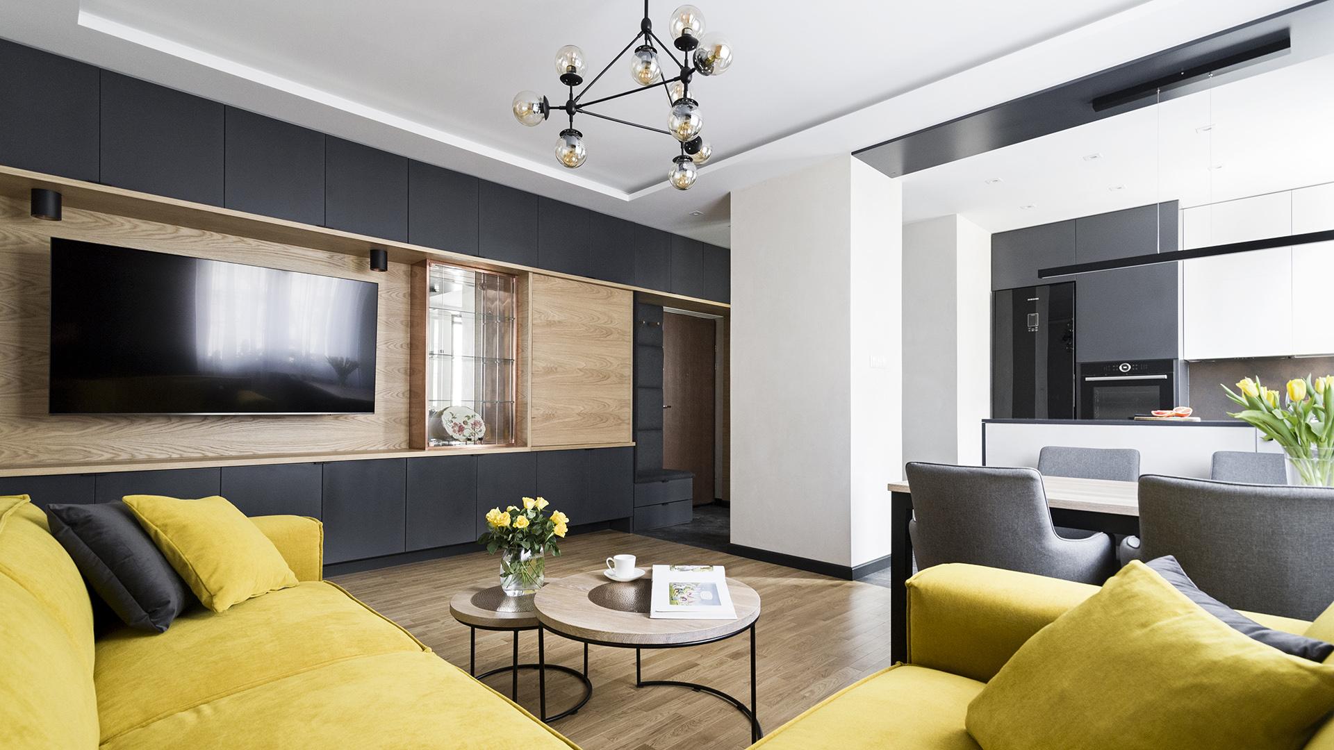 wnętrza, portfolio, ogrodowa, mieszkanie, projektowanie wnętrz, lublin