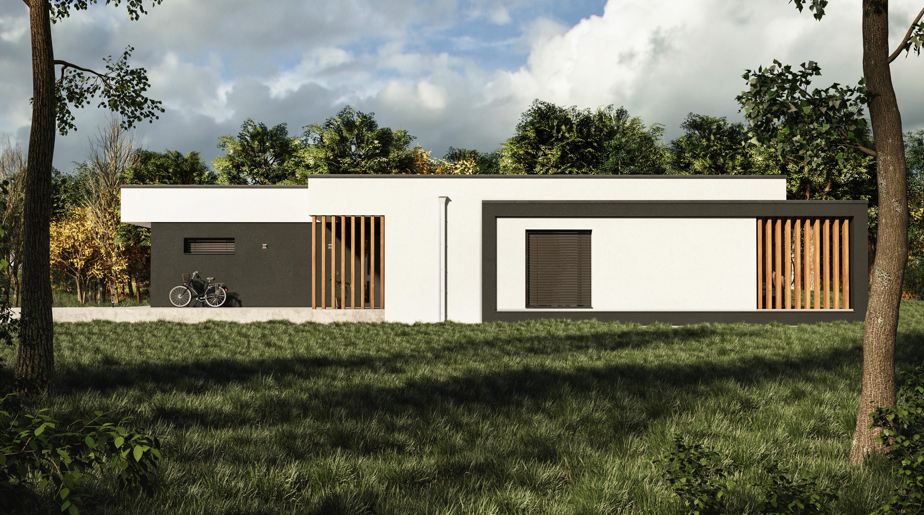 Architekci z Lublina, dom md, miłocin, dom jednorodzinny, portfolio